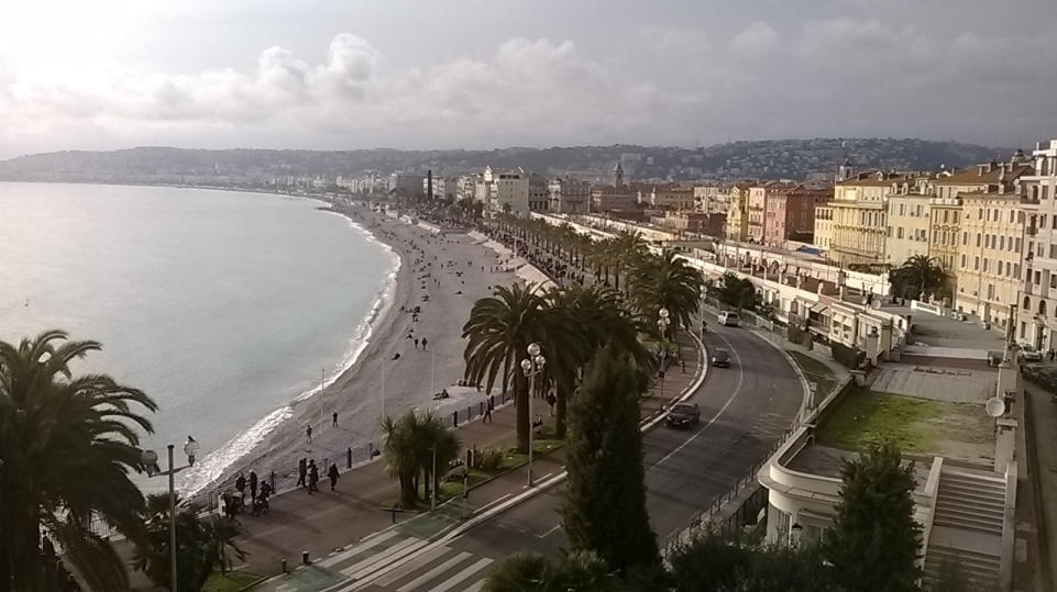 InsideWord élmények Nizza