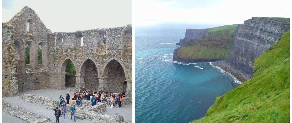 Írország nyári tábor
