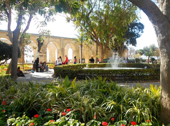 Insid Word külföldi nyelvtanulás élmények Málta